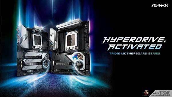ASRock TRX40 Creator and ASRock TRX40 Taichi