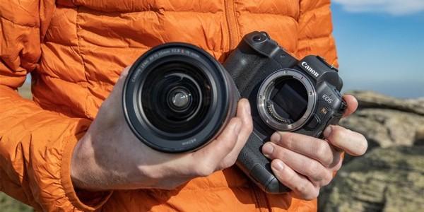 Canon EOS Ra Kamera