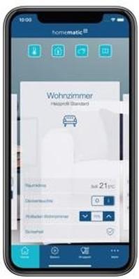Homematic IP Smartphone App