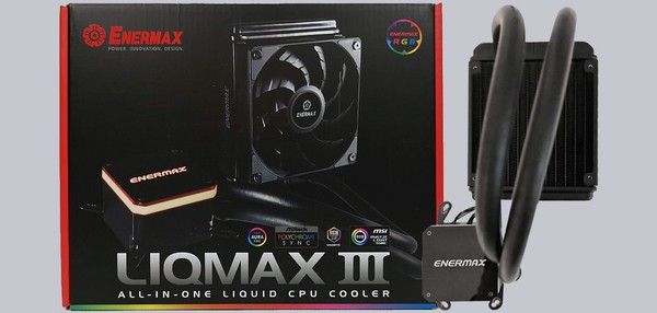 Enermax Liqmax III 120 RGB