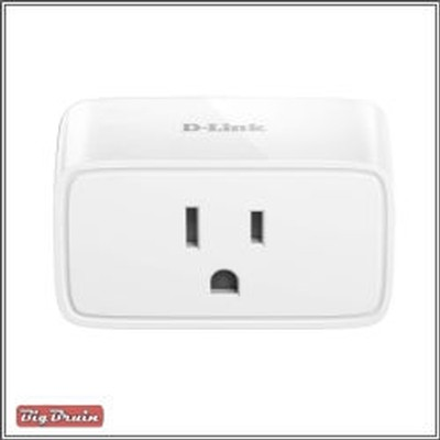 D-Link DSP-W118 Wi-Fi Smart Outlet
