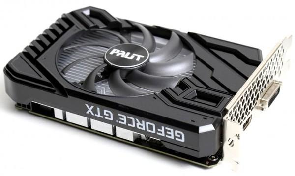 Palit GeForce GTX 1650 Super StormX OC