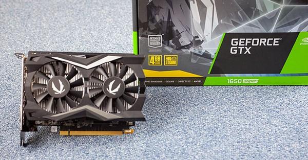 Zotac GeForce GTX 1650 Super