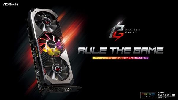 ASRock Radeon RX 5700 Phantom Gaming