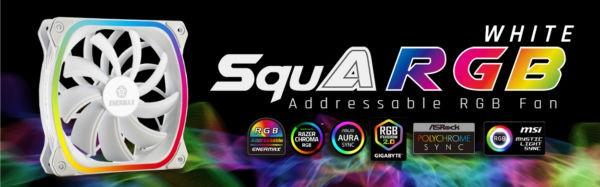 Enermax SQUA RGB White