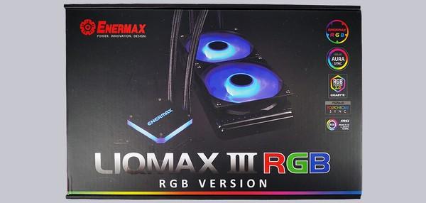 Enermax Liqmax III 240 RGB AIO