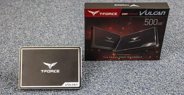 Team Group T-Force Vulcan 500 GB SSD