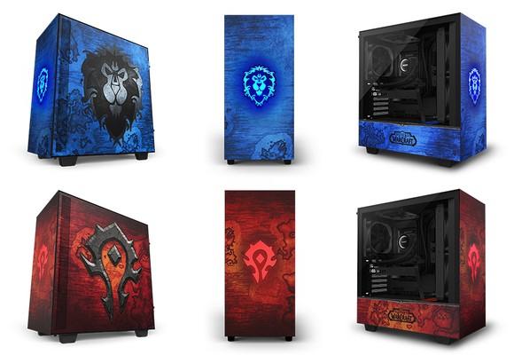 NZXT World of Warcraft H510 Gaming Gehäuse