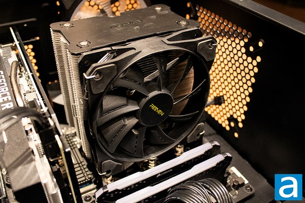 Reeven Justice II RC-1207 CPU Cooler