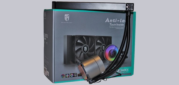 Deepcool Castle 240EX AIO