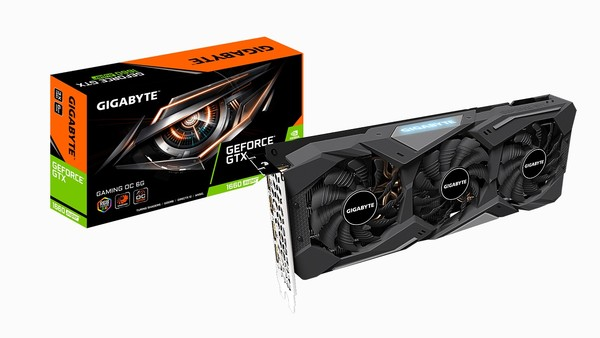 Gigabyte GeForce GTX 1660 Super Gaming OC 6G Video Card