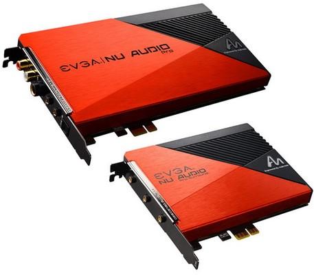 EVGA NU Audio Pro 71 Premium Sound Card