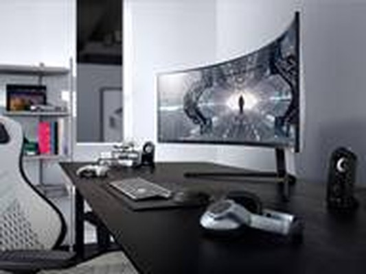 Samsung Odyssey CES 2020 Gaming Monitor
