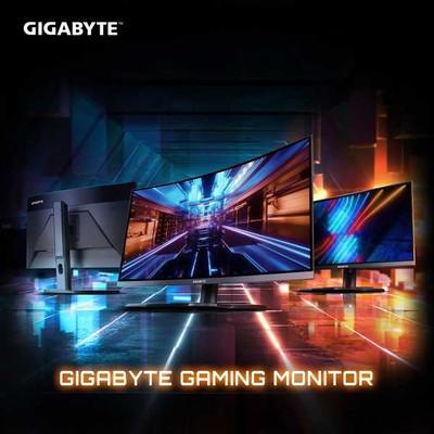 Gigabyte CES 2020 Monitor