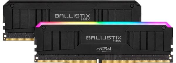 Crucial Ballistix und Crucial Ballistix MAX