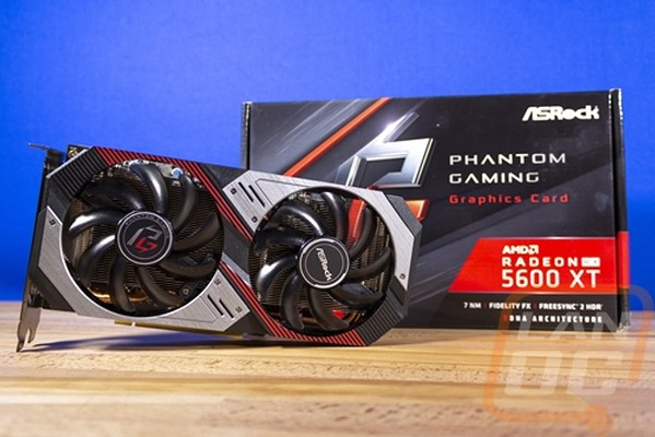 ASRock RX 5600 XT Phantom Gaming OC