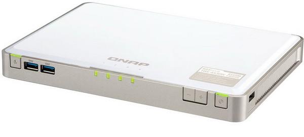 QNAP TBS-453DX-8G M2 SSD NASbook
