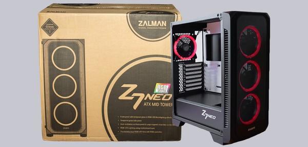 Zalman Z7 Neo Case