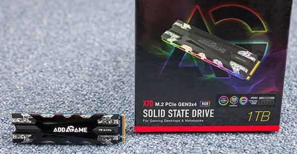 Addlink X70 RGB SSD 1TB