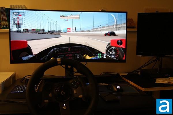 AOC 346B1C Curved UltraWide Monitor
