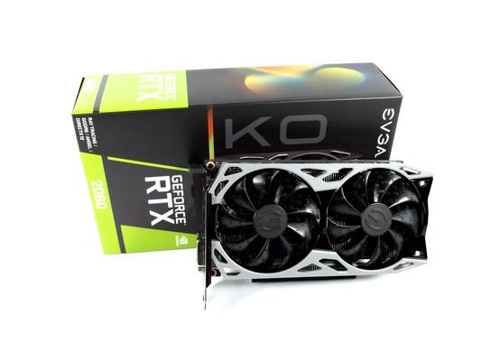 EVGA GeForce RTX 2060 KO Graphics Card