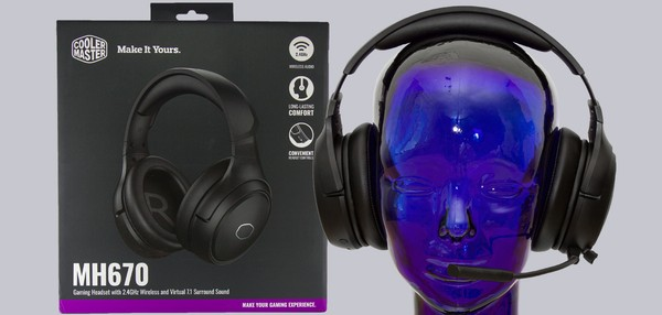Cooler Master MH670 Headset