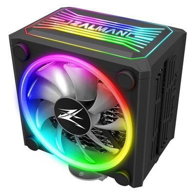 Zalman CNPS16X CPU-Kühler und Zalman STC Wärmeleitpasten