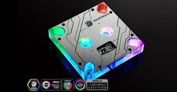 Bitspower Touchaqua Summit MS OLED