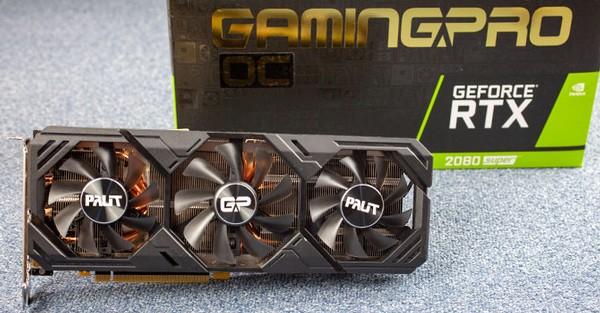 Palit GeForce RTX 2080 Super Gaming Pro OC