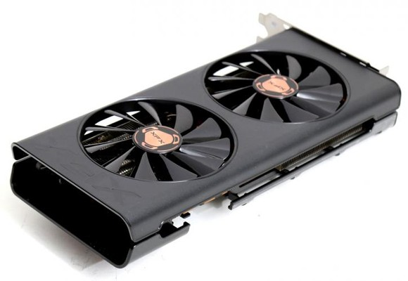 XFX Radeon RX 5600 XT THICC 2