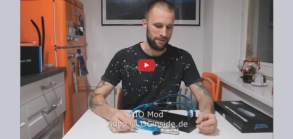 AIO Wasserkühlung Umbau Video