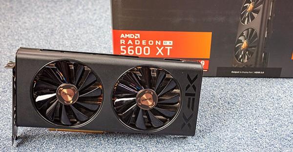 XFX Radeon RX 5600 XT THICC II Ultra