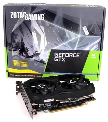 Zotac GeForce GTX 1660 Ti Grafikkarten
