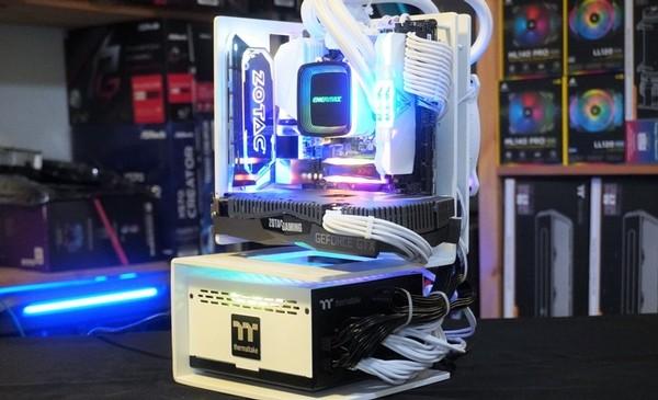 Intel Amd3d PC Build
