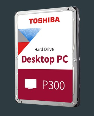Toshiba P300 6TB