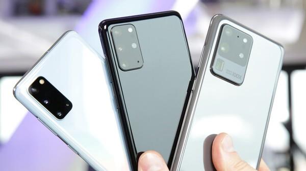 Samsung Galaxy S20 S20 und Samsung S20 Ultra