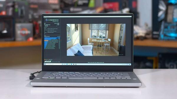 AMD Ryzen 9 4900HS Notebook