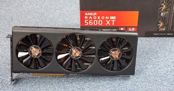 XFX Radeon RX 5600 XT THICC III Ultra
