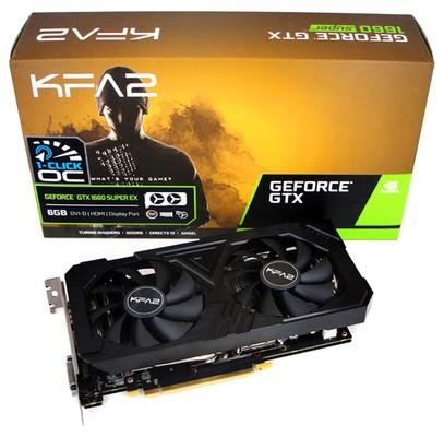 KFA2 GeForce GTX 1660 SUPER EX
