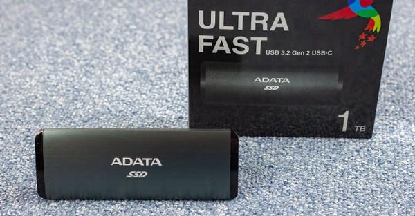 ADATA SE760 Portable SSD 1TB