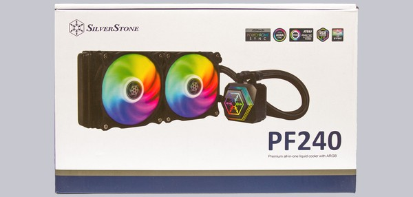SilverStone Permafrost PF240-ARGB AIO