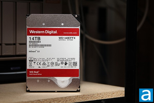 Western Digital Red WD140EFFX 14TB HDD