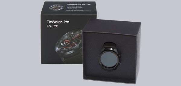 Mobvoi TicWatch Pro 4GLTE Smartwatch