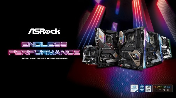 ASRock Z490 H470 B460 and H410