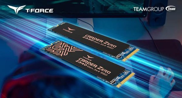 Teamgroup T-Force Cardea Zero Z330 and Z340 M2 SSD