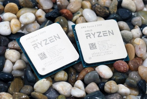 AMD Ryzen 3 3300X and AMD Ryzen 3 3100