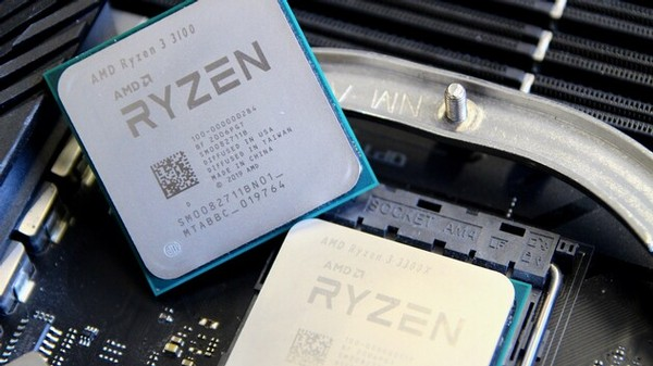 AMD Ryzen 3 3300X und AMD Ryzen 3 3100
