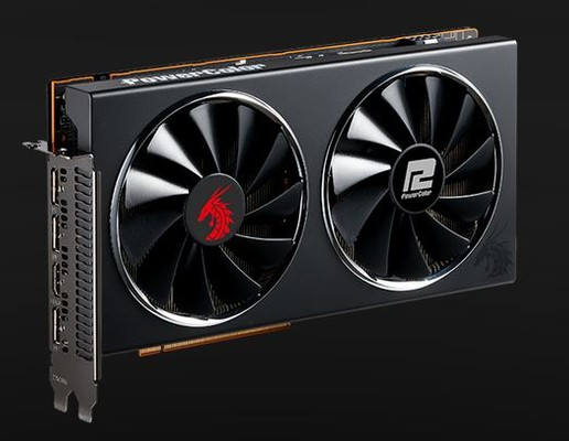 PowerColor Red Dragon RX 5600XT Video Card