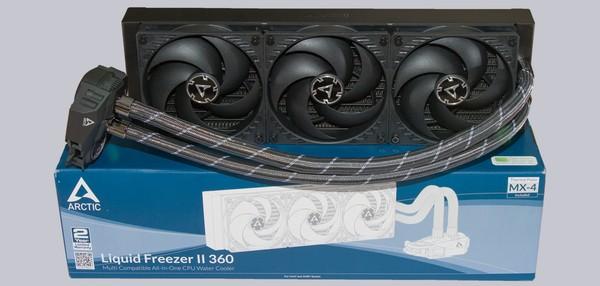 Arctic Liquid Freezer II 360 Revision 2
