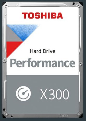Toshiba X300 8TB HDD